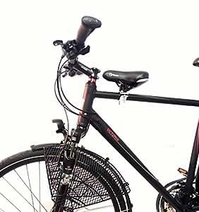 fahrrad kindersitz f r vorn wie zu ddr zeiten f r damen u herrenfahrrad sport. Black Bedroom Furniture Sets. Home Design Ideas