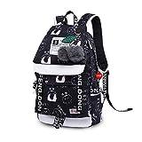 KHDJH Kinderrucksack rucksäcke für Kinder schule taschen für Teenager Rucksack Kind Tasche Kinder Laptop Rucksack E C