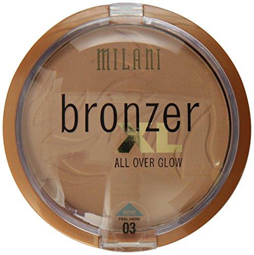 Milani Bronzer XL - radiant tan, 1er Pack (1 x 1 Stück)