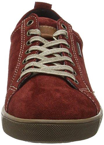 Romika Nadine 09, Sneaker Basse Donna Rosso (Rot (Carmin 411))