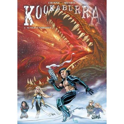 Kookaburra, Tome 5 : Retour à Terradoes