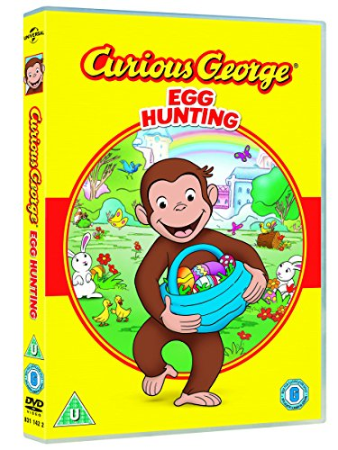 Image of Curious George: Easter Egg Hunt (DVD) [2017]