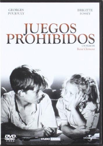 Juegos Prohibido [DVD]