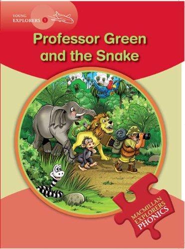 Explorers Phonics Young 1 Profesor Green (Macmillan English Explorers)