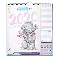 Me to You 2020 Household Planner with Calendar, Stickers, Shopping/Things to Do List & Sticky Notes