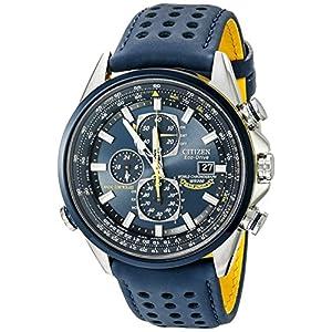 Reloj Eco-Drive Blue Angels World Chronograph de Citizen, #AT8020-03L