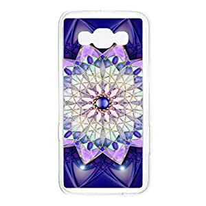 a AND b Designer Printed Mobile Back Cover / Back Case For Samsung Galaxy A7 (SG_A7_2589)