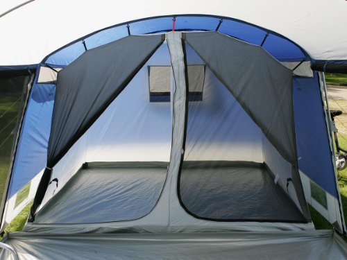 skandika Montana 8-person ... & skandika Montana 8-person Family or Group Tunnel Tent with Sun ...