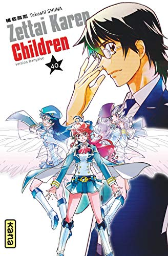 Zettai Karen Children Edition simple Tome 40