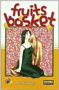 FRUITS BASKET 21 par Natsuki Takaya