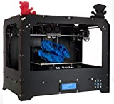 Win-Tinten Plug and Play Desktop 3D Printer Assembled Optimized MK8 Dual Extruder High
