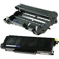 Compatible Brother DR3200 Kit Tambour & TN3280 Cartouche de Toner pour Brother DCP-8070D DCP-8085DN HL-5340D HL-5350DN HL-5350DNLT HL-5370DW HL-5380DN MFC-8370DN MFC-8380DN MFC-8880DN MFC-8890DW - Noir, Grande Capacité