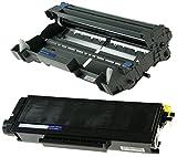 Toner TN3170 mit Trommel DR3100 kompatibel für Brother DCP-8060 DCP-8065DN HL-5240 HL-5250 HL-5250DN HL-5270DN HL-5270DN2LT HL-5280DW MFC-8460 MFC-8460N MFC-8860DN MFC-8870DW - Schwarz, hohe Kapazität