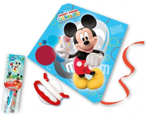 FESTA TOYS Party Toys eaqu.Micke–Spiel Kites Kunststoff Mickey Club House