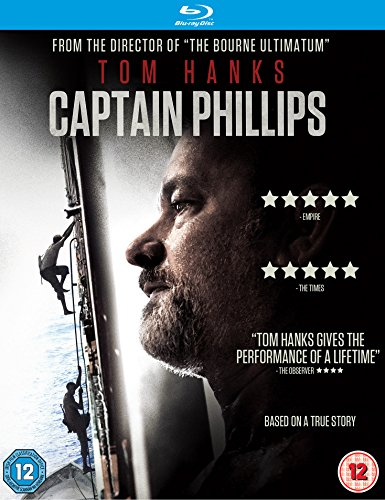 Bild von Captain Phillips [Blu-ray] [UK Import]