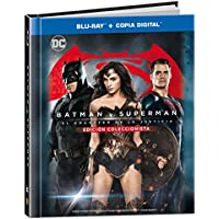 Batman V Superman: El Amanecer De La Justicia (Blu-ray + Copia Digital) - Edición Digibook