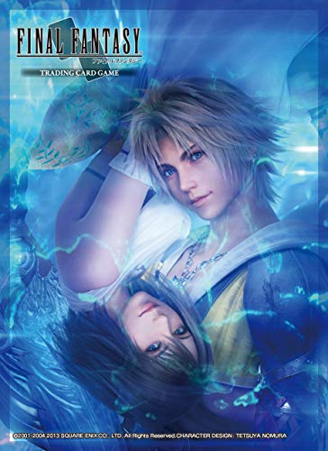 Kostüm Final Tidus Fantasy - Square Enix SQC0015 - Final Fantasy X Sleeves Tidus, Sammelkartenspiel