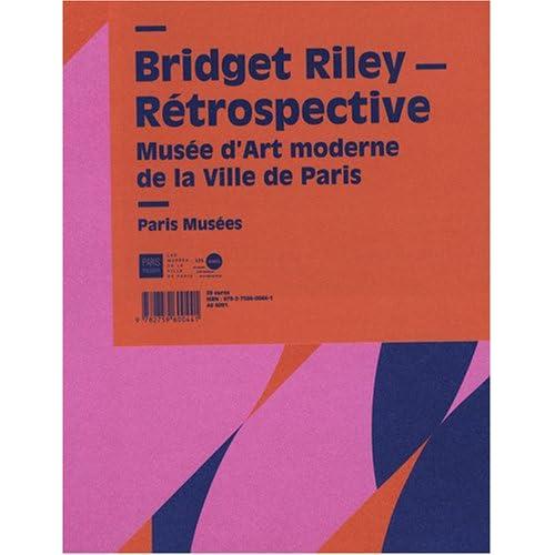 Bridget Riley : Rétrospective Musée d'Art moderne de la ville de Paris