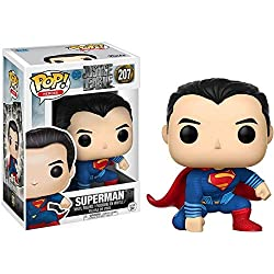 Funko Pop!- Pop Movies: DC Figura de Vinilo Superman, colección Justice League, (13704)