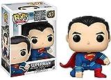 Funko Pop!- Pop Movies: DC Figura de Vinilo Superman, colección Justice League, (13704)
