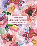 Best Academic Planners - Academic Planner 2018-2019 August 2018 - July 2019: Review