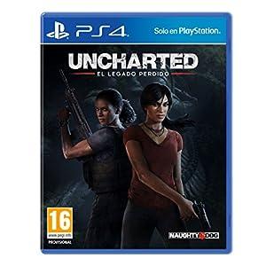 Uncharted: El Legado Perdido - Ps4
