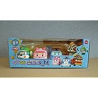 Robocar Poli Soft Toy (Bath Toy) by Robocar Poli