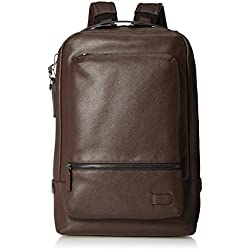 "Tumi Harrison - Bates Laptop Backpack 14"" Mochila Tipo Casual, 42 cm, 8.9 Liters, Marrón (Brown Pebbled)"