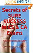 #4: Secrets of SURE SUCCESS in CS & CA Exams: MOTIVATION & GUIDANCE TOOL for Students of Company Secretariship (ICSI) & Chartered Accountancy (ICAI)