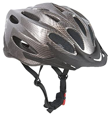Sport Direct Mens Bicycle Helmet Graphite 58-60cm from Sport Direct