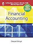 Financial Accounting (For Delhi University, Sem. I)