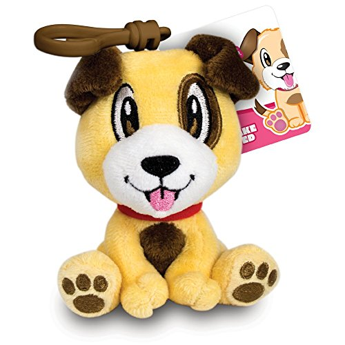 Scentco Cupcake Buddies Cachorro Perros Mochila (Amarillo/marrón)