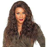 Vivica A. Fox OLIVIA-V New Futura Fiber, Deep Lace Front Wig in Color P273033