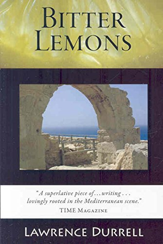 [Bitter Lemons] (By: Lawrence Durrell) [published: March, 2009]