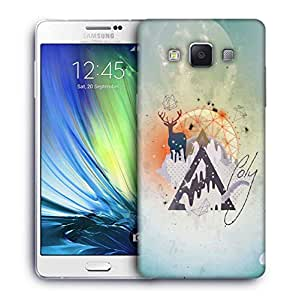 Snoogg Astro cool Designer Protective Back Case Cover For Samsung Galaxy ON5
