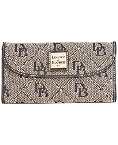 dooney-bourke-continental-clutch-wallet