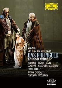 Das Rheingold: Bayreuth Festival (Boulez) [DVD] [2005]