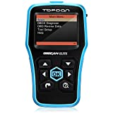 Topdon Car Diagnostic Code Reader Professional Auto ABS/SRS Diagnostic Scan Tool
