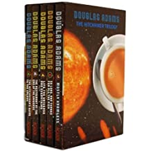 Hitchhiker's Guide to the Galaxy 5 Book Box Set [Paperback] by Douglas Adams