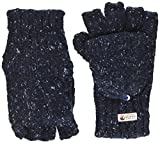 Superdry G93011YP, Damen Handschuhe, Blau (Navy), (Herstellergröße: OS)