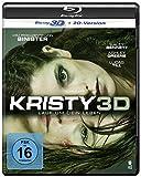 DVD Cover 'Kristy - Lauf um dein Leben [3D Blu-ray + 2D Version]