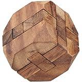 Logica Giochi art. DIAMANTE - nivel de dificultad EXTREMA 4/5 - Rompecabezas de madera