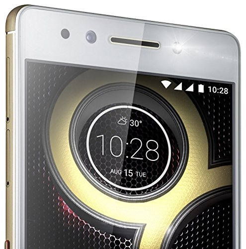 Lenovo K8 Note (Fine Gold, 4GB) with New System Update