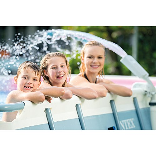 Intex Multi-Color LED Wasserfontäne 28089