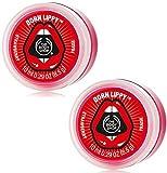 #1: The Body Shop Lip Balm Strawberry (20 ml)