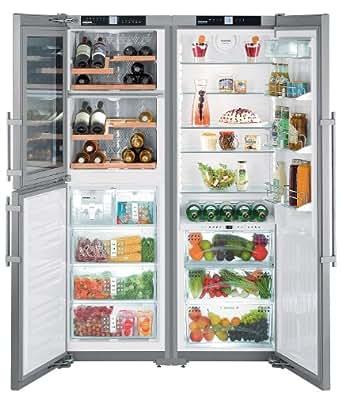 Liebherr Sbses 7165 Réfrigérateur 591 L