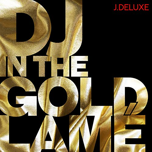 DJ in the Gold Lamé Deluxe-gold-lame