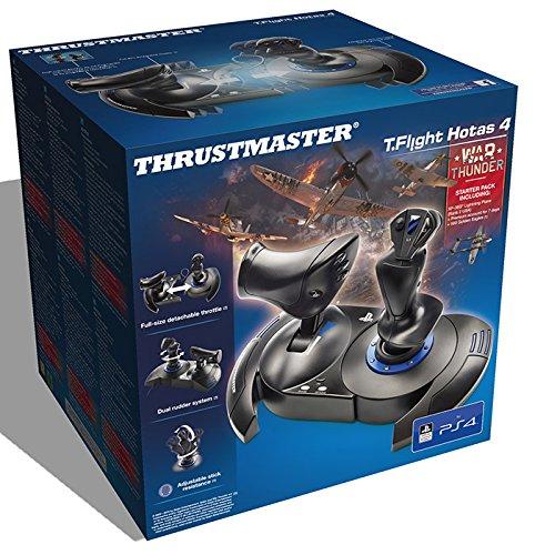 Thrustmaster T Flight Hotas PS4 War Thunder Starter Pack - PS4/PC