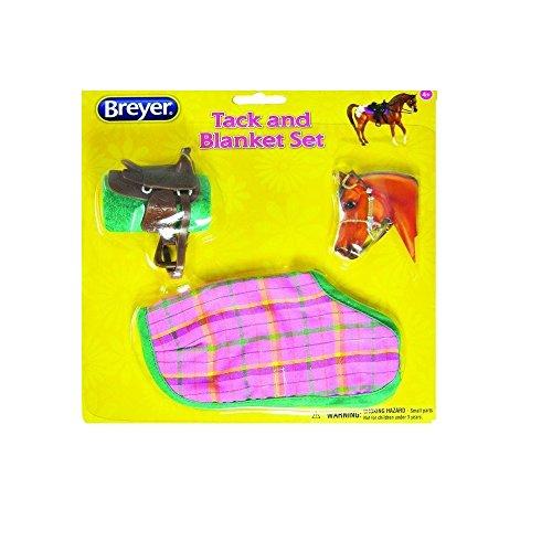 breyer-classics-tack-and-blanket-set-colourgreen