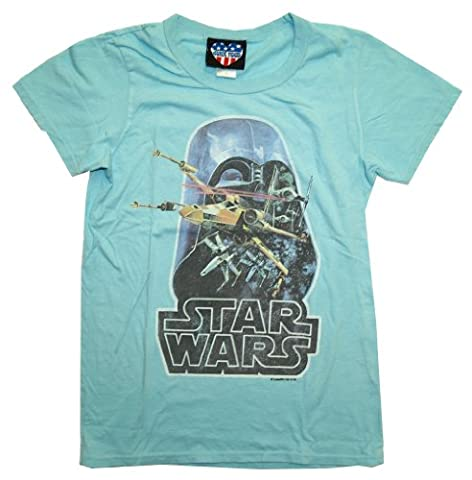 Star Wars Darth Vader Retro X Wing Junk Food Soft